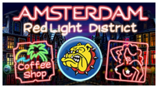 Go to Amsterdam Red Light District